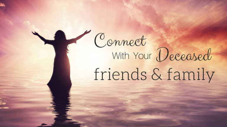 Signs a Deceased Loved One Contact with You