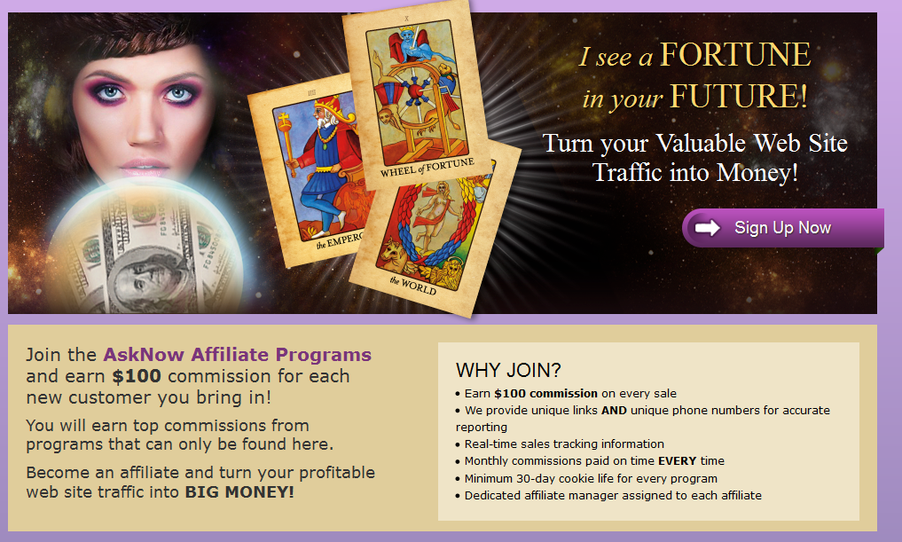 Asknow Psychics Online Network