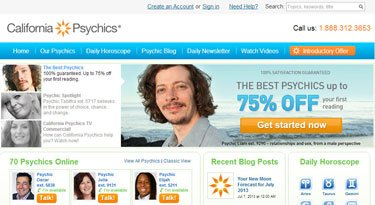 California Psychics – Best free 10 minute psychic reading by phone