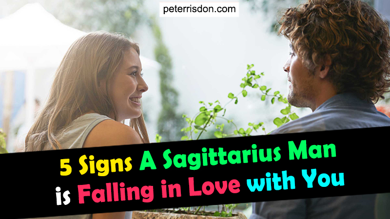finding signals telling a sagittarius man is into you