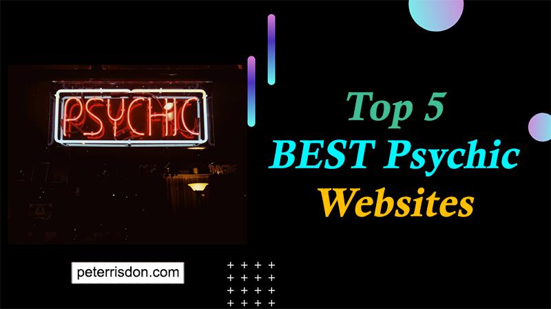 Top 5 BEST Psychic Websites